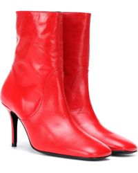 Dorateymur - Town And Country Leather Ankle Boots - Lyst