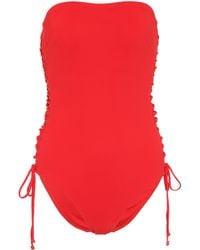 Zimmermann - Castile One-piece Swimsuit - Lyst