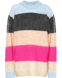 Acne Studios - Exclusive To Mytheresa – Albah Wool And Mohair-blend Sweater - Lyst
