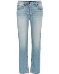 The Row - Jeans Ashlands Cropped Straight - Lyst
