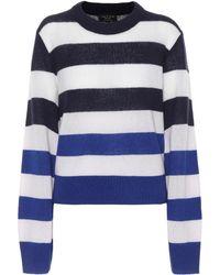 Rag & Bone | Annika Striped Cashmere Sweater | Lyst