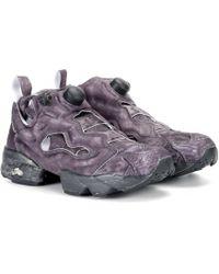 Vetements - X Reebok Running Sneakers - Lyst