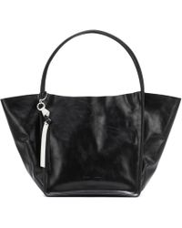 Proenza Schouler - Extra Large Leather Tote - Lyst