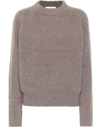 The Row - Bowie Cashmere Jumper - Lyst