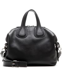 Givenchy - Nightingale Small Leather Tote - Lyst