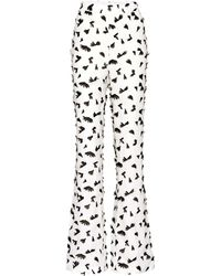 Huishan Zhang - Embellished Trousers - Lyst