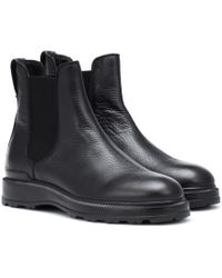 Woolrich - Leather Chelsea Boots - Lyst