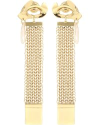 Ellery - Succession Broken Eye Gold-tone Pearl Earrings - Lyst