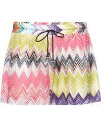 Missoni - Crochet Shorts - Lyst