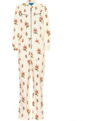M.i.h Jeans - Margot All In One Corduroy Jumpsuit - Lyst