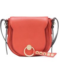 See By Chloé - Lumir Large Leather Shoulder Bag - Lyst