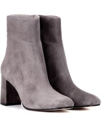 Maryam Nassir Zadeh - Agnes Suede Ankle Boots - Lyst