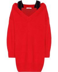 Dorothee Schumacher - Timeless Ease Wool-blend Sweater - Lyst