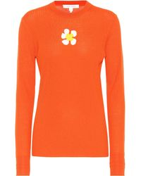 Marc Jacobs - Wool Daisy Sweater - Lyst