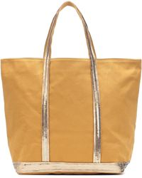 Vanessa Bruno - Cabas Medium Canvas Shopper - Lyst