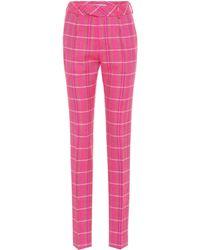 Matthew Adams Dolan - Pantalón ajustado de lana - Lyst