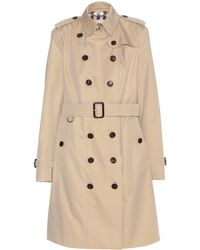 Burberry - Sandringham Trench Coat - Lyst