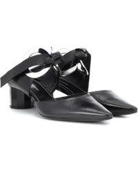 Proenza Schouler - Leather Mules - Lyst