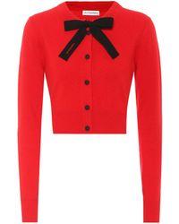 Altuzarra - Trocadero Wool-blend Cardigan - Lyst
