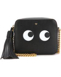 Anya Hindmarch - Eyes Right Leather Crossbody Bag - Lyst