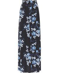 Johanna Ortiz - Dream State Printed Silk Skirt - Lyst