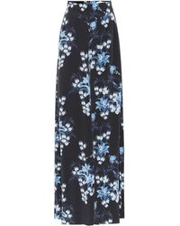 Johanna Ortiz - Dream State Printed Silk Skirt - Lyst
