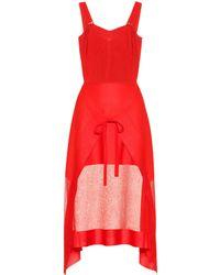 Alexander McQueen - Knitted Dress - Lyst