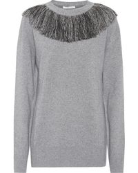 Christopher Kane | Wool And Cashmere Sweater | Lyst