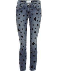 Current/Elliott - Jeans skinny The Stiletto - Lyst