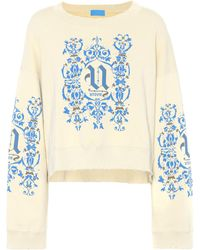 Undercover | Cotton Sweater | Lyst