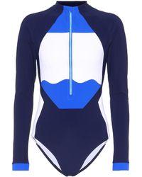 LNDR - Triton Rashie Stretch Bodysuit - Lyst