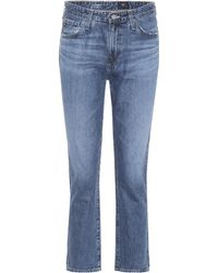 AG Jeans - The Isabelle High-waisted Jeans - Lyst