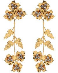 Jennifer Behr | Ava Dangle Earrings | Lyst