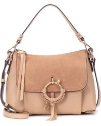See By Chloé - Joan Small Leather Crossbody Bag - Lyst