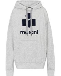 Étoile Isabel Marant - Mansel Printed Cotton Hoodie - Lyst