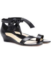 Alexandre Birman | Clarita Leather Sandals | Lyst