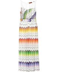 Missoni - Knit Jumpsuit - Lyst