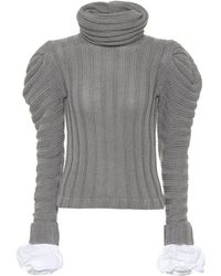 Johanna Blend Greystoke Lyst Cotton Countess Jumper Of Ortiz rPUngWqr