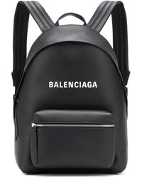 Balenciaga - Leather Backpack - Lyst