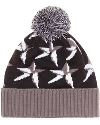 Perfect Moment - Wool-blend Ski Beanie - Lyst