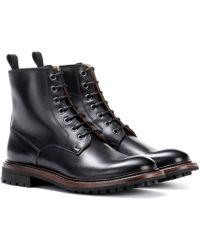 Church's - Ankle Boots Antic aus Leder - Lyst