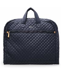 MZ Wallace - Garment Bag | Dawn Quilted Oxford Nylon - Lyst