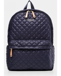 MZ Wallace - Quilted Dawn Metro Backpack - Lyst