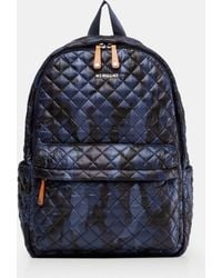MZ Wallace Quilted Dawn Metro Backpack