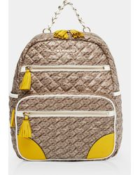 MZ Wallace - Sunshine Legened Small Crosby Backpack - Lyst
