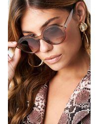Mango - Rosita Sunglasses Pink - Lyst