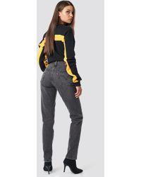Levi's - 501 Skinny Jeans Coal Black - Lyst
