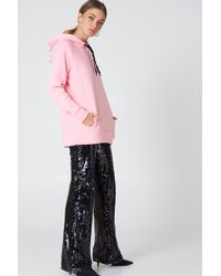 Minimum - Thoma Sweatshirt Candy Pink - Lyst