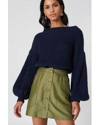 Finders Keepers - Safari Skirt - Lyst