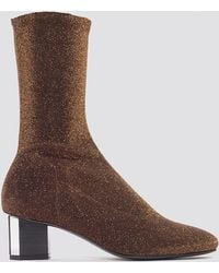 By Malene Birger - Santanas Boots Copper - Lyst